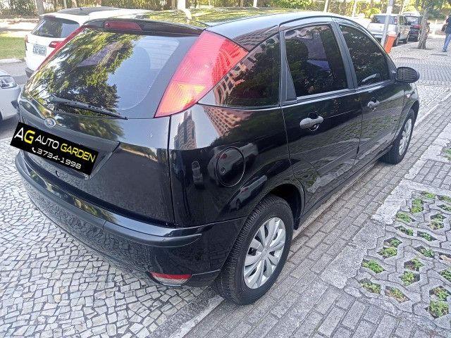 Ford Focus 2009 Hatch Gl 1.6 8v flex+completíssimo+revisado+novíssimo!!! - Foto 4