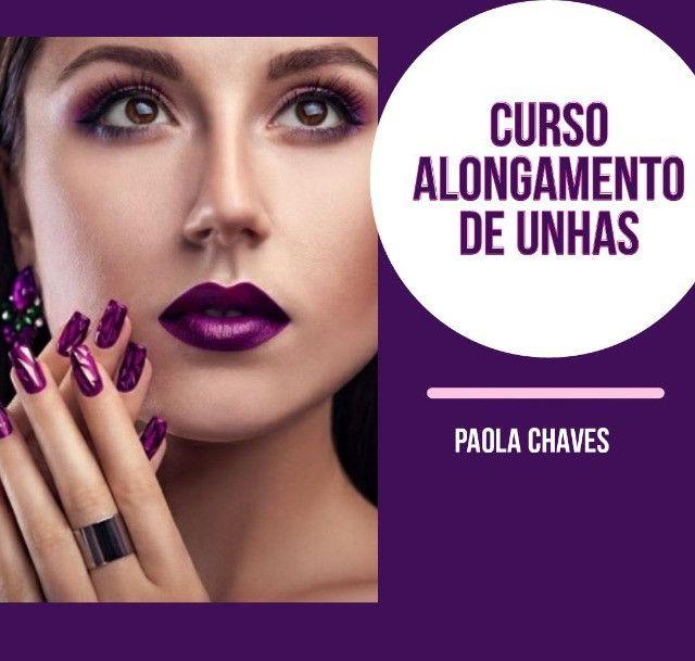 Curso Alongamento de Unhas com Paola Chaves - Aumente sua clientela!