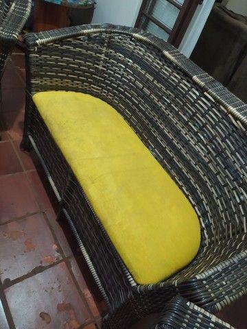 Jogo de sofá com 2 poltronas - Foto 3