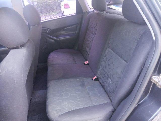 Ford Focus 2009 Hatch Gl 1.6 8v flex+completíssimo+revisado+novíssimo!!! - Foto 13