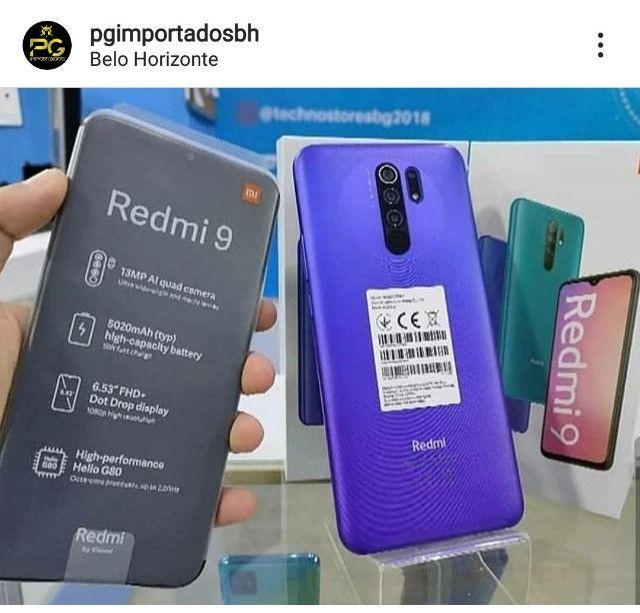 Xiaomi Redmi 9 64GB R$1149,99 Original/lacrado - Foto 5
