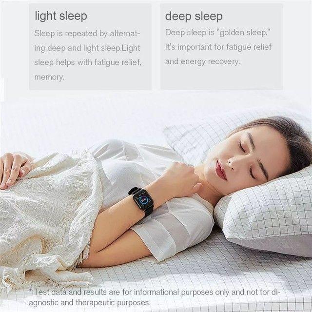 "Smartwatch Haylou LS02, Bluetooth 5.0, IP68, Tela 1.4"" LCD - Lançamento 2020? (Preto)<br><br> - Foto 4"