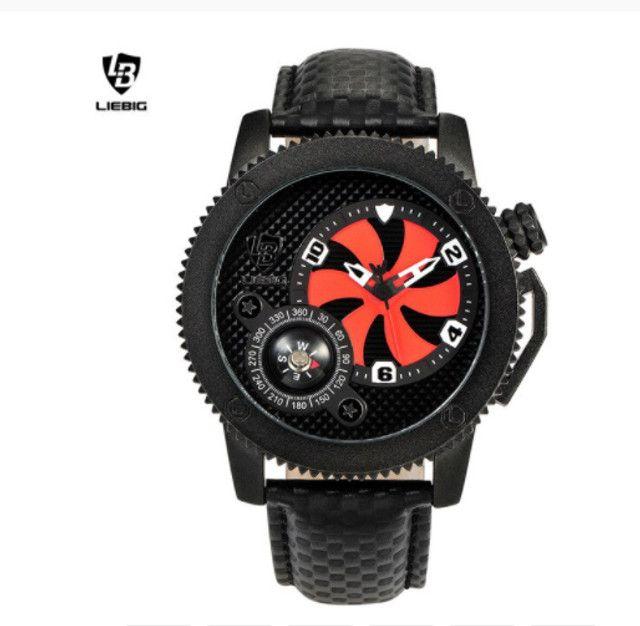 Relógio Liebig Bussola Dial: 49mm