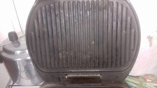 Fritadeira elétrica geoger usada - Foto 2