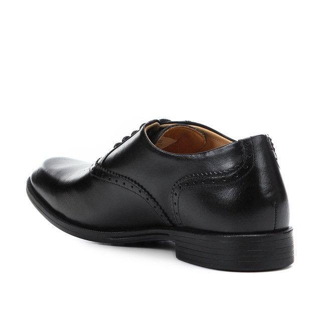 Sapato Social Rafarillo Macerata ( 38 ) Preto. Extremamente confortável - Foto 5