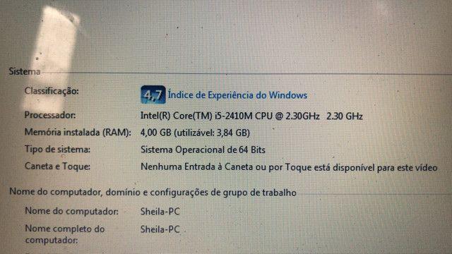 Notebook ibyte core i5 - Foto 3
