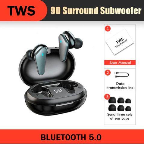 Fone de ouvido Bluetooth TWS - Foto 2