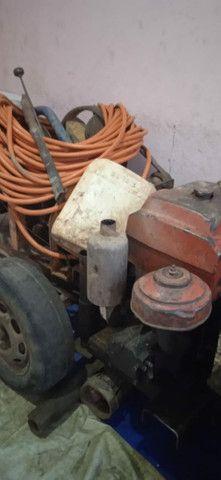 Máquina de fura poço artesiano  - Foto 3