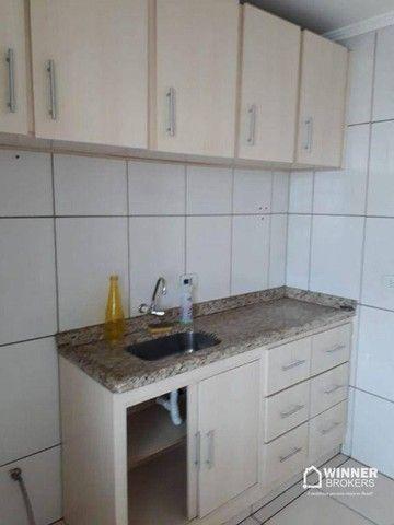 Apartamento com 3 dormitórios para alugar, 69 m² por R$ 950,00/mês - Vila Bosque - Maringá - Foto 12