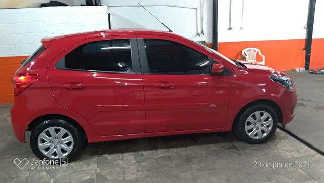 Ford Ka Hatch 1.0 Se Baixa Km Revisado Novo - Foto 4