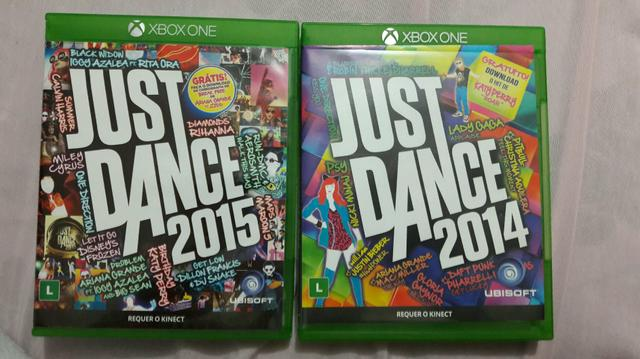 Just Dance 2015 + Just Dance 2014 - Xbox One
