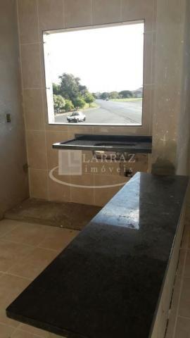 Apartamento novo para venda em brodowski na saída para serrana, 2 dormitorios, com sacada  - Foto 6