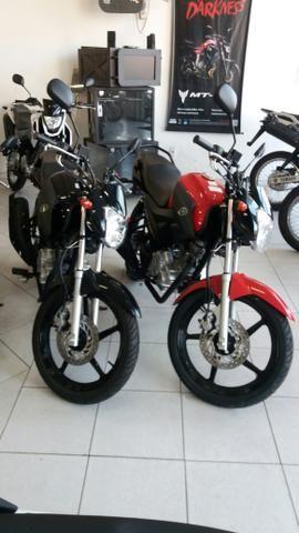 Yamaha ybr factor 150 ed 0km 18/18