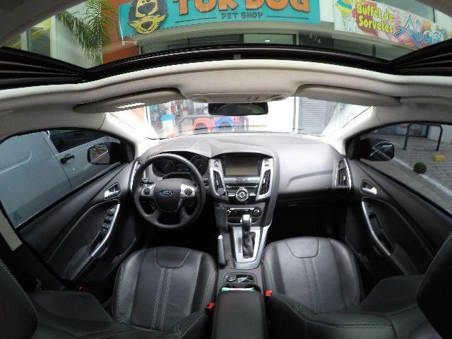 Ford Focus 2015 Interior Fotografia De Stock Editorial