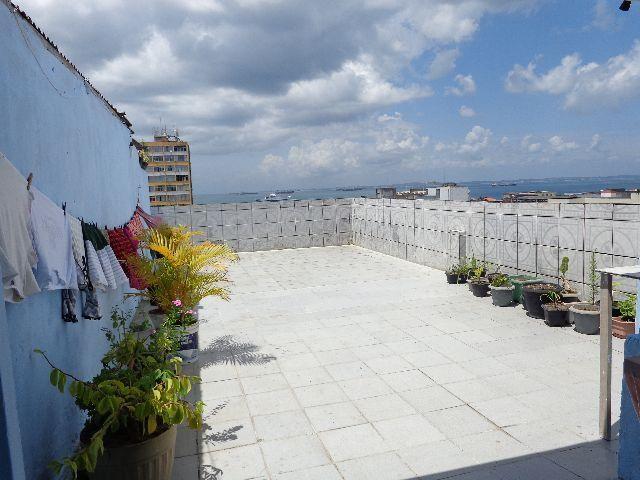 Apartamento Duplex 2 Quartos Vista Mar em Roma - Cidade Baixa ( 658298 )