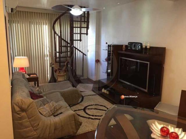 Apartamento à venda com 3 dormitórios em Tijuca, Rio de janeiro cod:NTCO30004 - Foto 2