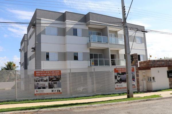 apartamento com 3 quartos no residencial laranjeiras - bairro parque das laranjeiras acré