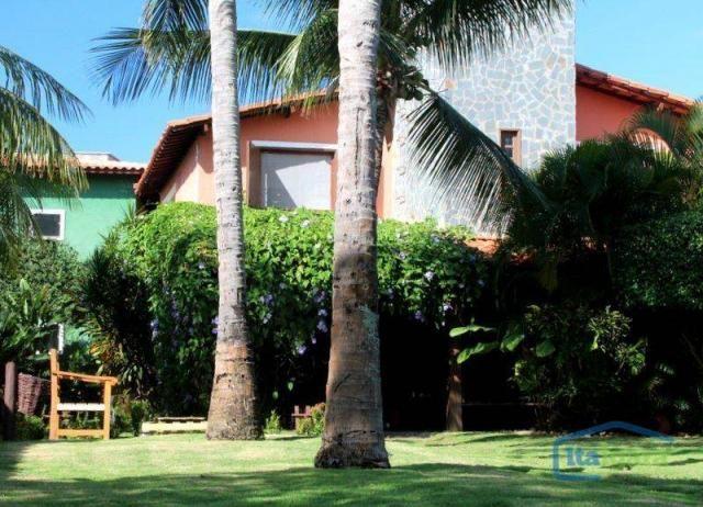 Casa com 4 dormitórios para alugar, 400 m² por r$ 700/dia - itacimirim - camaçari/ba - Foto 6