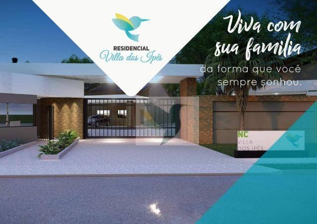 Casa com 3 dormitórios à venda, 135 m² por r$ 560.621 - jardim da mata ii