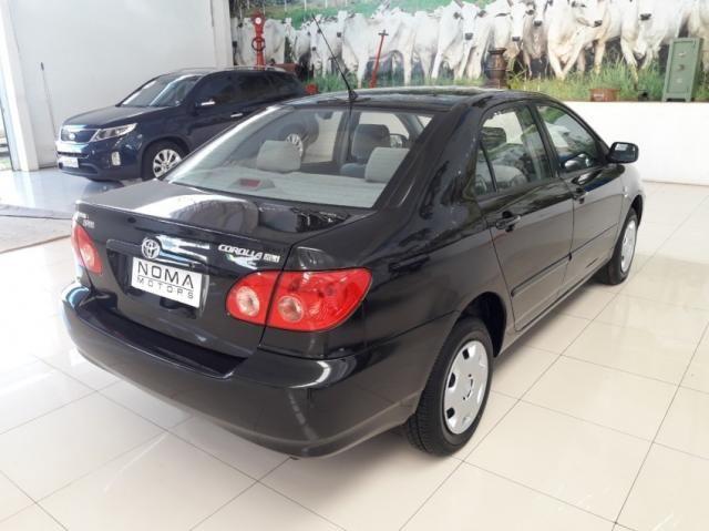 Toyota Corolla XLI 1.6 4P - Foto 7
