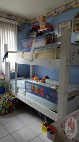 Apartamento à venda com 3 dormitórios em Muchila, Feira de santana cod:4611 - Foto 7