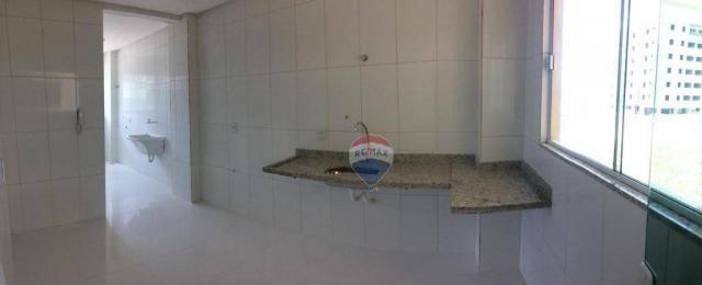 Apartamento com 3 dormitórios à venda - jardim candeias - vitória da conquista/ba - Foto 14