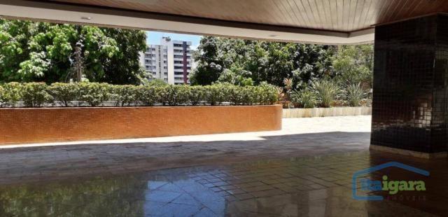 Apartamento com 3 dormitórios à venda, 119 m² por r$ 450.000,00 - pituba - salvador/ba - Foto 14
