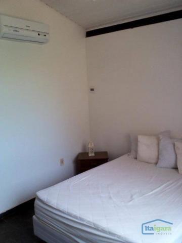 Casa com 4 dormitórios para alugar, 400 m² por r$ 700/dia - itacimirim - camaçari/ba - Foto 10