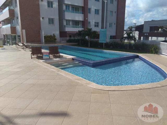 Apartamento à venda com 3 dormitórios em Brasília, Feira de santana cod:5539 - Foto 4