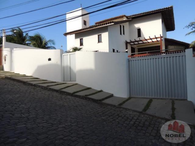Casa à venda com 4 dormitórios em Pituaçú, Salvador cod:5522