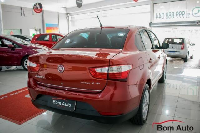 Fiat Grand Siena 1.6 Essence I-motion 2013 - Foto 8