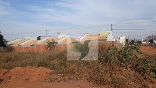 Terreno à venda, 1125 m² por r$ 355.000 - jardim belo horizonte