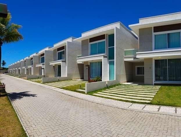 Casa no Cond. Carmel Bosque na Sapiranga - 186m² - 3 Suítes - 3 Vagas (CA0163) - Foto 2