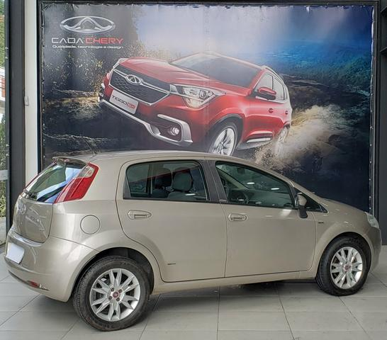 Fiat punto 1.8 essence 2011 Financio sem entrada - Foto 5
