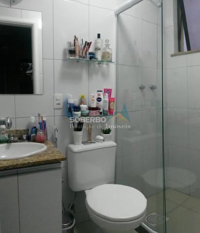 Apartamento 3 Quartos (1 Suíte) com Armários, 2 Vagas, Alto, Teresópolis, RJ - Foto 6