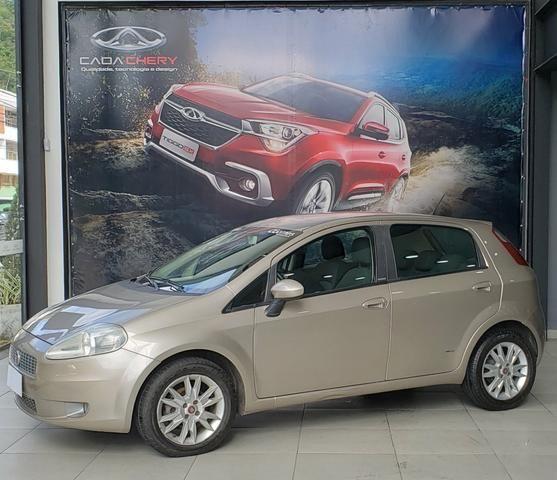 Fiat punto 1.8 essence 2011 Financio sem entrada
