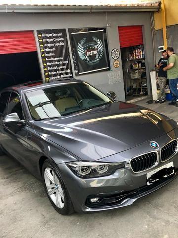 BMW 320i 2.0 Sport ActiveFlex - Único Dono - Estado de Zero - Consigo Financiamento - 2018 - Foto 12