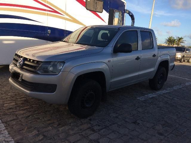Amarok Diesel 4X4 em perfeito estado. - Foto 13