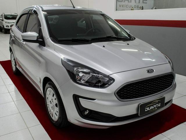 Ford KA 1.5 SE 2019 TOP- 9 KM- Unico Dono- Original Extra Revisões - Foto 20
