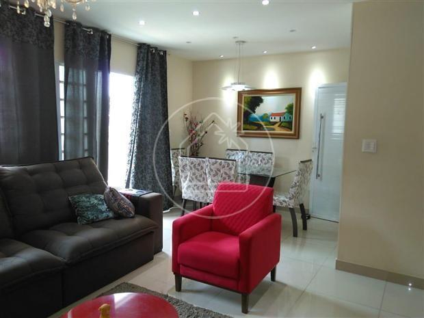 Casa à venda com 2 dormitórios em Parque lafaiete, Duque de caxias cod:843831