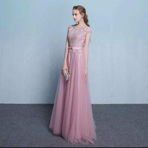 56332fc521ff1 Vestido de festa Rosa - Roupas e calçados - St H Arniqueiras ...