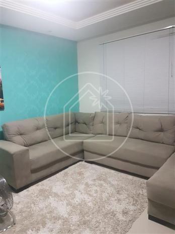 Casa à venda com 2 dormitórios em Parque lafaiete, Duque de caxias cod:843831 - Foto 17