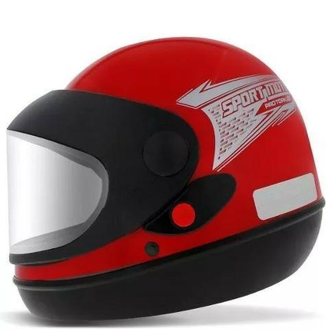Super Oferta de Capacete Pro Tork S.M Sport Moto - Peças e ... 041ee845391
