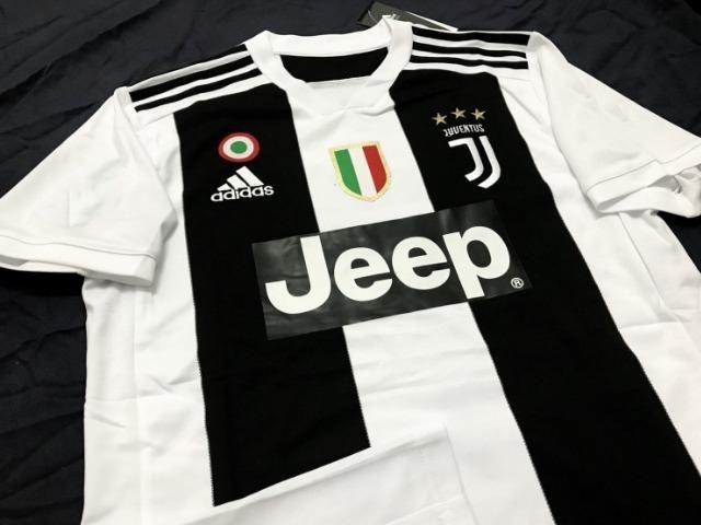 1002d300fb Camisa Juventus Cristiano Ronaldo Original - Roupas e calçados ...