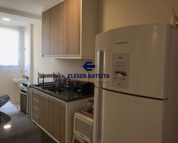 Apartamento à venda com 3 dormitórios em Cond. buganville, Serra cod:AP00053 - Foto 2