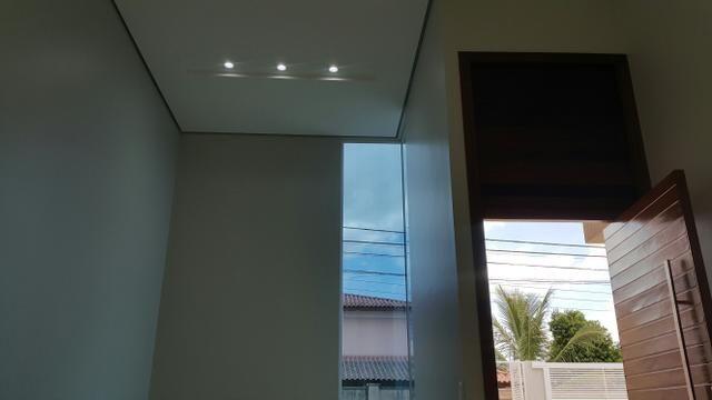Casa nova 3quartos 3suites piscina churrasqueira rua 06 Vicente Pires condomínio - Foto 14