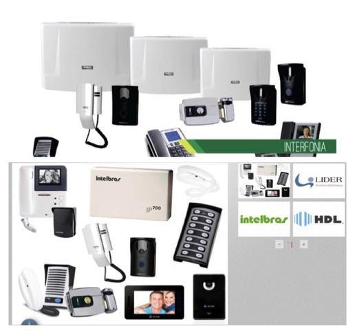 Venda,Instalação e manutenção de equipamentos de segurança eletrônica - Foto 4