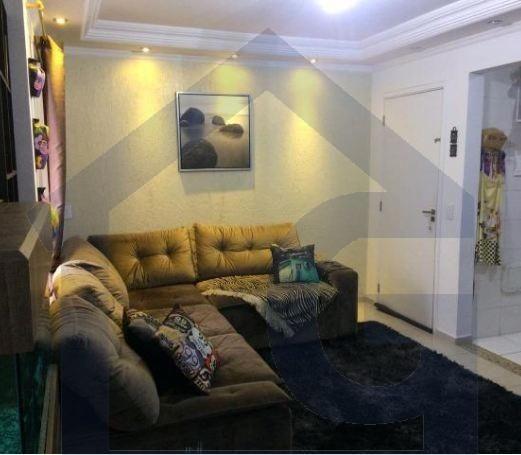 Apartamento à venda com 2 dormitórios em Planalto, São bernardo do campo cod:3904 - Foto 8