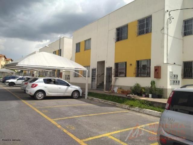 Apartamento para venda em betim, parque das industrias, 2 dormitórios, 1 banheiro, 1 vaga