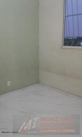 Apartamento para venda em betim, parque das industrias, 2 dormitórios, 1 banheiro, 1 vaga - Foto 5